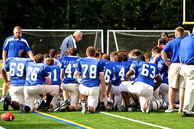 2013 SHP Frosh FB vs Bergen Catholic