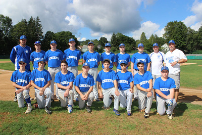 2013 Cooperstown 14 U Chiefs - Summer