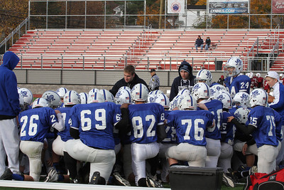 2013 SHP Frosh FB v Bloomfield