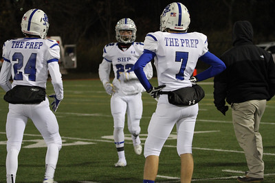 2014 SHP vs SPP Playoff  Game